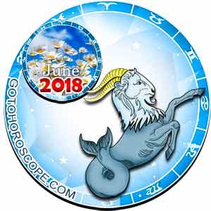 Capricorn Horoscope for June 2018