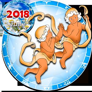 2018 June Horoscope Gemini for the Dog Year