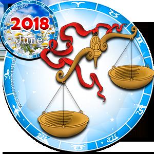 Libra Horoscope for June 2018