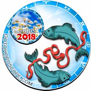 Pisces Horoscope for June 2018