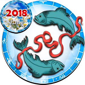 2018 June Horoscope Pisces for the Dog Year