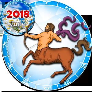 Sagittarius Horoscope for June 2018