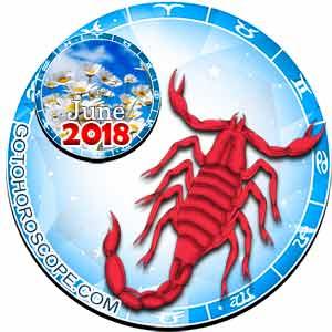 Scorpio Horoscope for June 2018