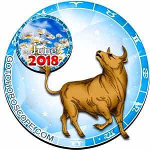 Taurus Horoscope for June 2018
