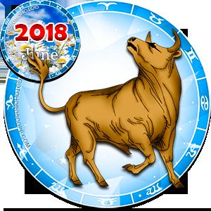 2018 June Horoscope Taurus for the Dog Year