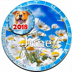 June 2018 Horoscope