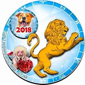 2018 Love Horoscope for Leo Zodiac Sign
