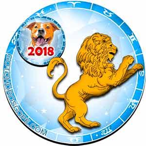2018 Color Horoscope for Leo Zodiac Sign