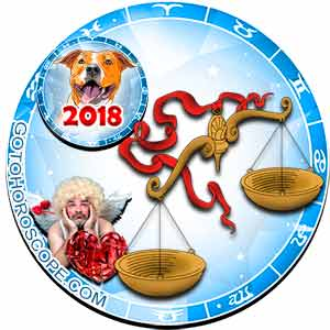 2018 Love Horoscope for Libra Zodiac Sign