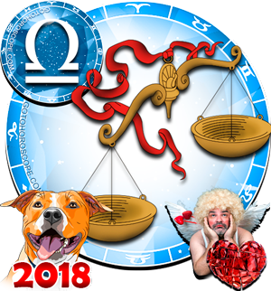 2018 Love Horoscope for Libra Zodiac Sign