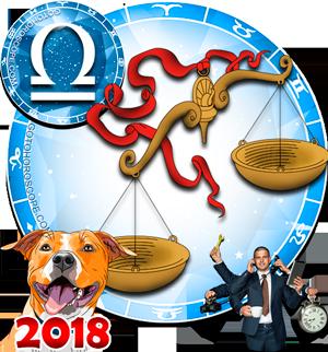 2018 Work Horoscope Libra for the Dog Year