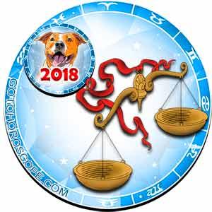 2018 Horoscope for Libra Zodiac Sign
