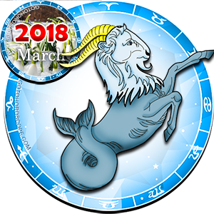 Daily Horoscope for Capricorn for March 17, 2018