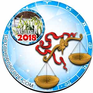 Libra Horoscope for March 2018