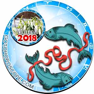Pisces Horoscope for March 2018