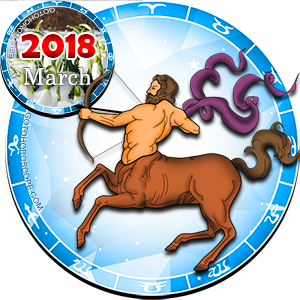 Daily Horoscope for Sagittarius for March 17, 2018