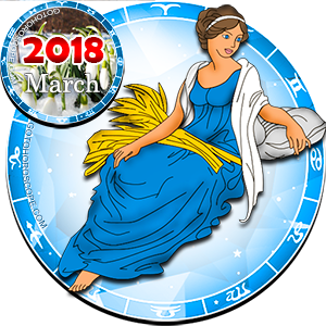 Daily Horoscope for Virgo for March 30, 2018