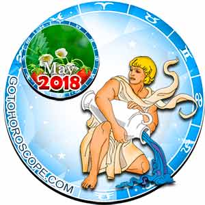 Aquarius Horoscope for May 2018