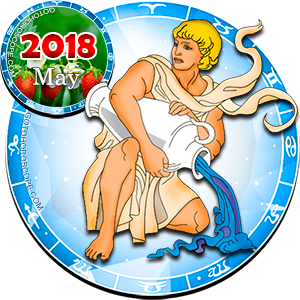 Daily Horoscope for Aquarius for May 25, 2018