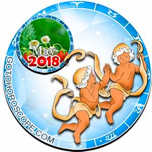 Gemini Horoscope for May 2018