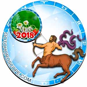 Sagittarius Horoscope for May 2018