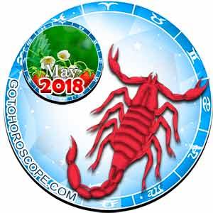 Scorpio Horoscope for May 2018