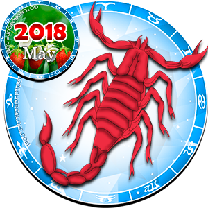 Daily Horoscope for Scorpio for May 25, 2018