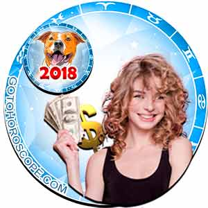 2018 Money Horoscope for 12 Zodiac Sign