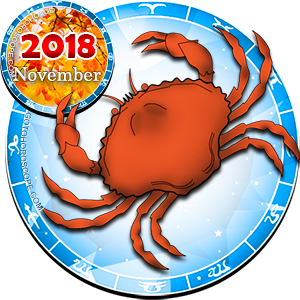 2018 November Horoscope Cancer for the Dog Year