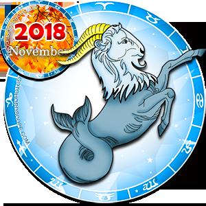 2018 November Horoscope Capricorn for the Dog Year