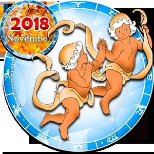 2018 November Horoscope Gemini for the Dog Year