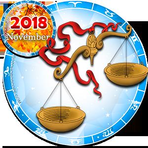 2018 November Horoscope Libra for the Dog Year