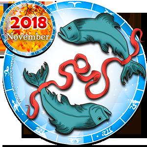 2018 November Horoscope Pisces for the Dog Year