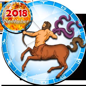 2018 November Horoscope Sagittarius for the Dog Year