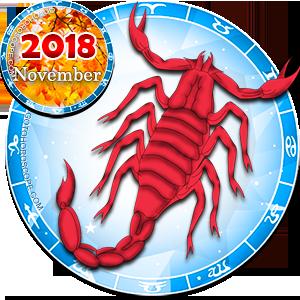 2018 November Horoscope Scorpio for the Dog Year