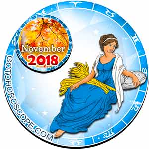 Virgo Horoscope for November 2018