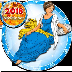 2018 November Horoscope Virgo for the Dog Year