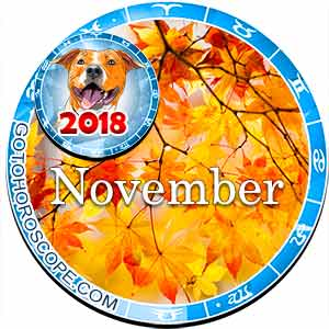 Horoscope for November 2018