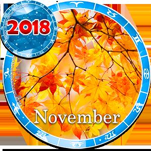 Horoscope for November 2018
