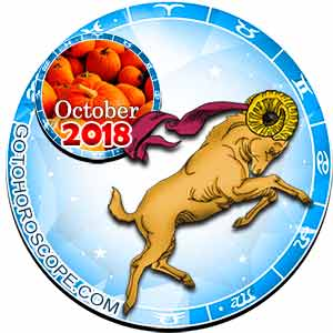 Aries Horoscope for October 2018