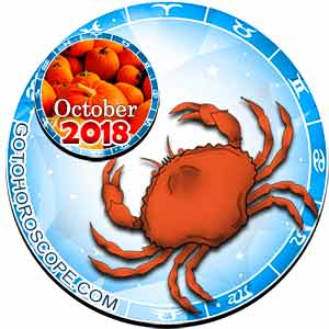 Cancer Horoscope for October 2018