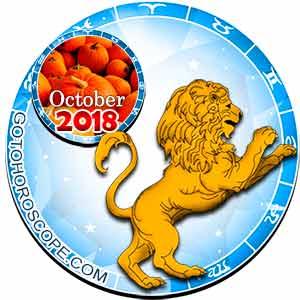 Leo Horoscope for October 2018