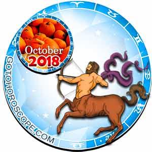 Sagittarius Horoscope for October 2018