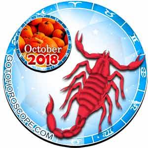 Scorpio Horoscope for October 2018