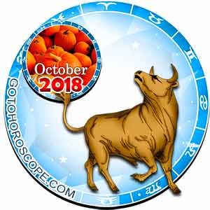 Taurus Horoscope for October 2018