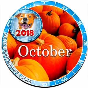 October 2018 Horoscope