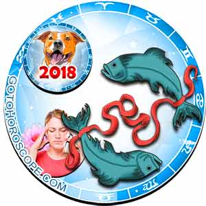 2018 Health Horoscope for Pisces Zodiac Sign