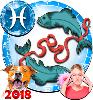 2018 Health Horoscope Pisces for the Dog Year