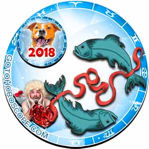 2018 Love Horoscope for Pisces Zodiac Sign