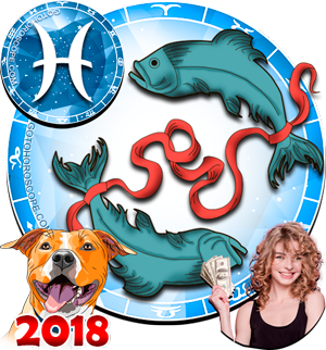 2018 Money Horoscope Pisces for the Dog Year